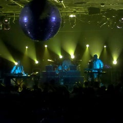 Photo taken at Cervantes Masterpiece Ballroom by Brian R. on 10/9/2011