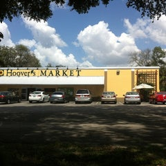 Photo taken at Hoover's Market by Jim R. on 7/27/2012