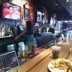Photo taken at Wild Wing Cafe by Robert S. on 3/15/2012