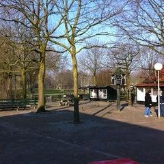 Photo taken at Kinderboerderij Molenwei by Michel M. on 2/22/2011