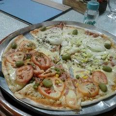 Photo taken at Varanda - Restaurante e Pizzaria by Alex S. on 1/1/2012