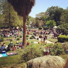 Photo taken at Washington Park by Jessica R. on 4/1/2012