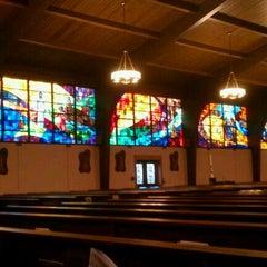 Photo taken at St. Matthew The Apostle  Church by Christine on 1/1/2012
