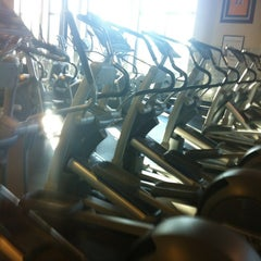 Photo taken at 24 Hour Fitness by Marley L. on 11/27/2011