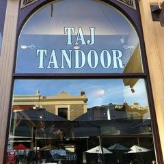 Photo taken at Taj Tandoor by Christos B. on 3/30/2012