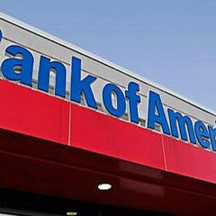 Photo taken at Bank of America by Brian S. on 11/12/2011