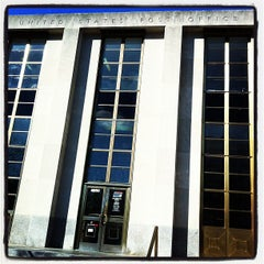 Photo taken at United States Post Office by Andre Y. on 10/21/2011