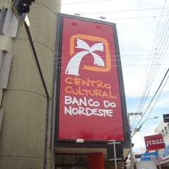 Photo taken at Centro Cultural Banco do Nordeste by Centro Cultural BNB on 8/22/2011