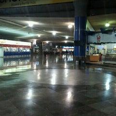 Photo taken at Terminal Central de Autobuses del Poniente by Cheko E. on 12/10/2011