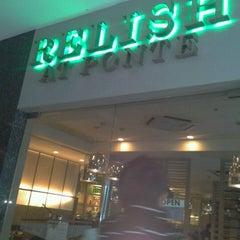 Photo taken at Relish at Ponte by hazel beth g. on 11/23/2011