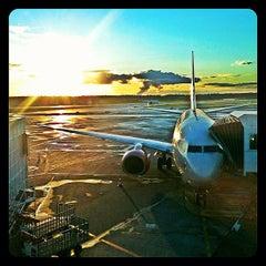 Photo taken at Terminal 4 by Carl-Johan M. on 7/18/2012
