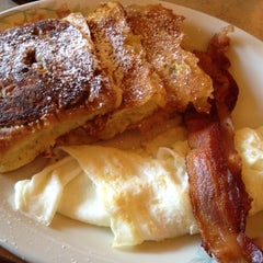 Photo taken at Family Pancake House by Theresa F. on 8/14/2012