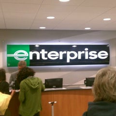 Photo taken at Enterprise Rent-A-Car by Henry R. on 9/9/2011