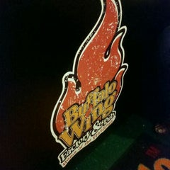 Photo taken at Buffalo Wing Factory by APRIL on 8/14/2011