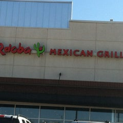 Photo taken at Qdoba Mexican Grill by Amber h. on 3/9/2012