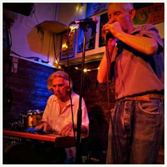 Photo taken at Ain't Nothin But...The Blues Bar by Jonathan C. on 9/27/2011
