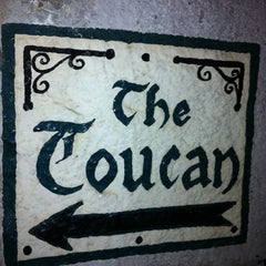 Photo taken at The Toucan Irish Pub by Jason M. on 7/4/2011