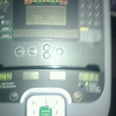 Photo taken at 24 Hour Fitness by Rachel D. on 9/13/2011
