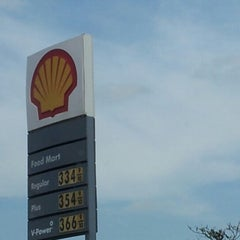 Photo taken at Shell by Andre R. on 6/18/2012