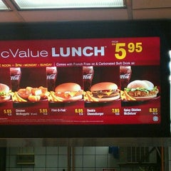 Photo taken at McDonald's by azmir f. on 9/11/2011