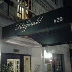 Photo taken at Fitzgerald Hotel Union Square by Tony M. on 9/26/2011