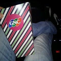 Photo taken at GNC Cinemas by Alexandre K. on 9/18/2011