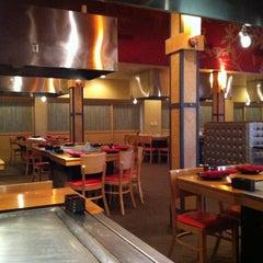 Photo taken at Mr. An's Teppan Steak & Sushi by Angel R. on 10/10/2011
