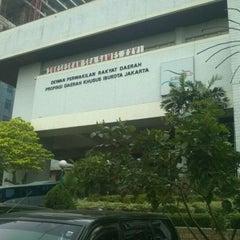 Photo taken at Gedung DPRD Jakarta by Yus@ P. on 11/3/2011