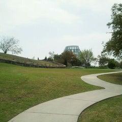 Photo taken at San Antonio Botanical Garden by Trish T. on 3/27/2011