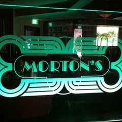 Photo taken at Morton's The Steakhouse by Darren Y. on 8/2/2011