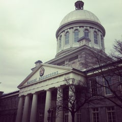 Photo taken at Marché Bonsecours by Vincent A. on 3/28/2012