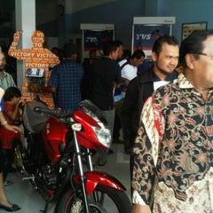 Photo taken at Patung Kuda by Fuad on 3/12/2011