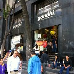 Photo taken at Gandhi by Segundo P. on 8/14/2011