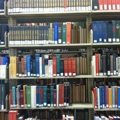 Photo taken at Albert S. Cook Library by Kelly K. on 9/6/2011