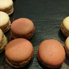 Photo taken at Croissant Gourmet by Kurtis M. on 2/10/2011