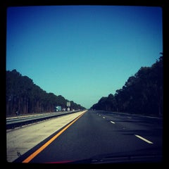 Photo taken at Interstate 95 by Mike A. on 4/16/2012