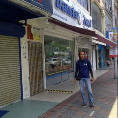 Photo taken at Transtar Travel by MR Wiwie on 10/26/2011