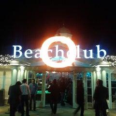Photo taken at Beachclub O. by Dmitry K. on 1/23/2012