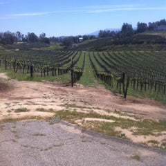 Photo taken at Bella Vista Winery by frank C. on 3/30/2012