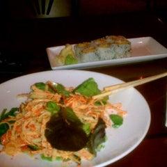 Photo taken at Toyama Sushi by Cheryl J. on 10/9/2011