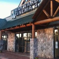 Photo taken at Hayward Cinema Four by Brian J. on 6/23/2012