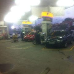 Photo taken at Rimawi Auto Posto (Ipiranga) by Thiago T. on 5/7/2012