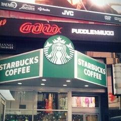 Photo taken at Starbucks by MRCOOL .. on 11/19/2011