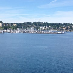 Photo taken at Bremerton Ferry Terminal by Mackenzie W. on 6/27/2012