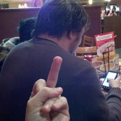Photo taken at Denny's by Yonoa on 10/2/2011