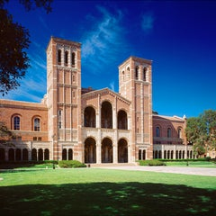 Photo taken at UCLA Royce Hall by UCLA on 11/29/2011