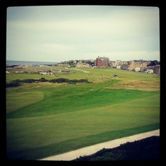 Photo taken at The Old Course St Andrews by Edgaras R. on 9/11/2012