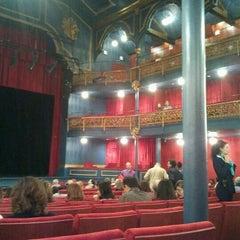 Photo taken at Teatro Zorrilla by Emiliano A. on 12/17/2011