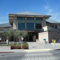 Photo taken at Santa Clara City Library by Richard G. on 4/1/2011