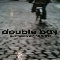 Photo taken at Double Bay Australian Dining & Bar by Charmain C. on 7/30/2011